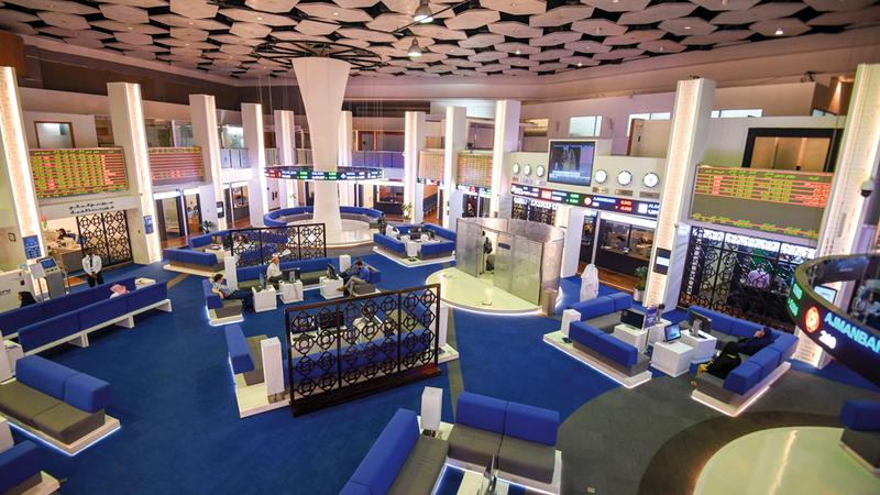 «دبي المالي» قرر تعليق تداول سهم «دريك آند سكل» حتى إشعار آخر. تصوير: أشوك فيرما