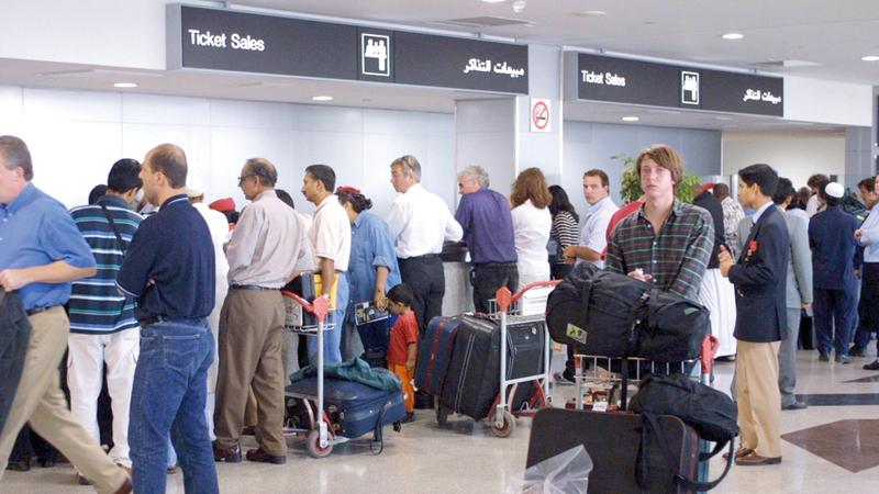 وكالات سفر: بعض شركات الطيران تتبع برامج التحوط تجاه أسعار الوقود. أرشيفية