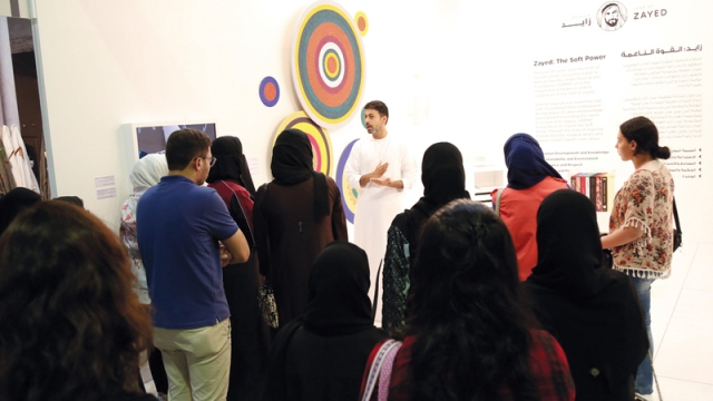 Abu Dhabi Group for Culture and Arts celebrates the