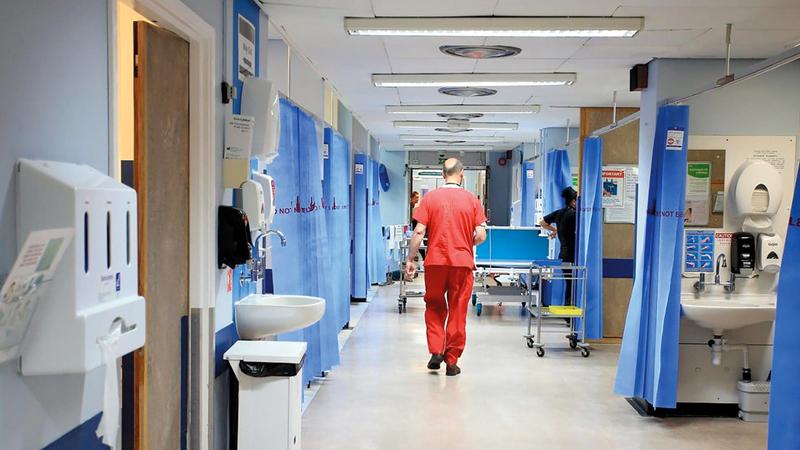 المجلس الطبي البريطاني اعتذر إلى المرضى عن الخطأ الذي ارتكب. أرشيفية