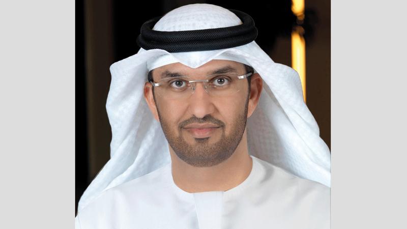 سلطان بن أحمد الجابر: «رؤية القيادة وتوجيهاتها الدافع الرئيس لتقدم (أدنوك) نحو نقلة نوعية تستشرف المستقبل».