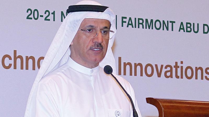 سلطان المنصوري:  «وزارة الاقتصاد تراجع  العقوبات الخاصة  بالتجارة غير  المشروعة».