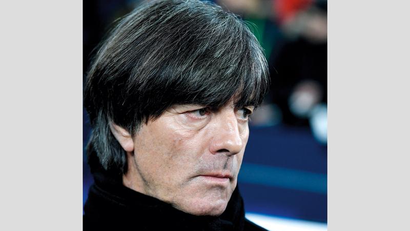 مدرب ألمانيا يواكيم لوف. إي.بي.إي