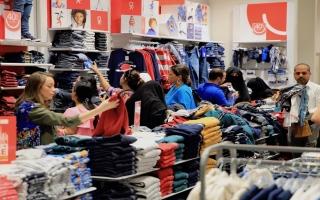"""الصورة: تخفيضات تصل إلى 75% بمراكز للتسوق في دبي خلال مهرجان """"ديوالي"""""""