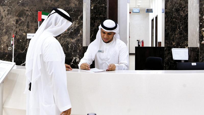 «المركز» يعتبر مراعاة البُعد الإنساني عاملاً أساسياً في ما يُعرض عليه من نزاعات بين المالك والمستأجر.  الإمارات اليوم