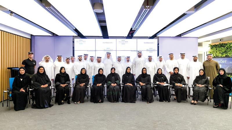 تعيين خريجي مركز محمد بن راشد لإعداد القادة خطوة لرفد القطاع الاجتماعي بقيادات وطنية جديدة. من المصدر