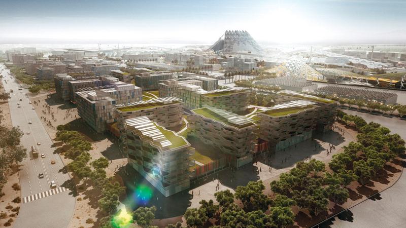 كل دولة مشاركة في «إكسبو 2020 دبي» ستحظى بجناح مستقل للمرة الأولى في تاريخ «إكسبو».  أرشيفية