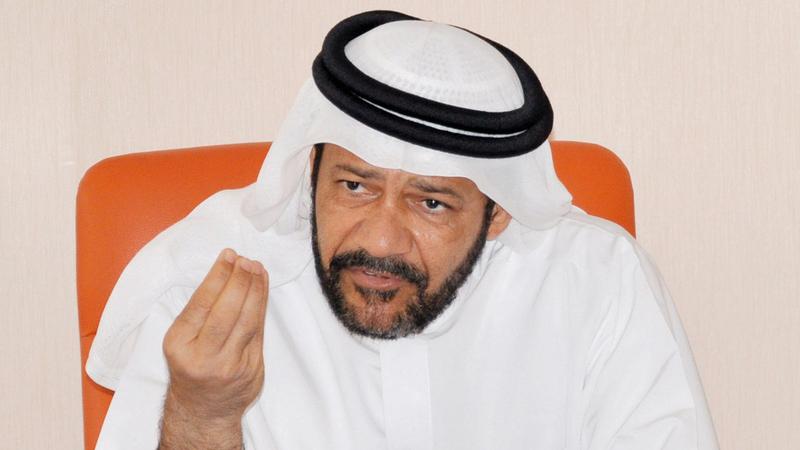 هاشم النعيمي: «في حالة وجود شكاوى على المواقع يتم التواصل معها واتخاذ إجراءات ضدها».