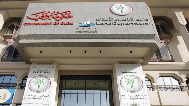«أراضي دبي»: «إيجاري» من أهم الأنظمة الإلكترونية الخاصة بقطاع الإيجارات في دبي. الإمارات اليوم