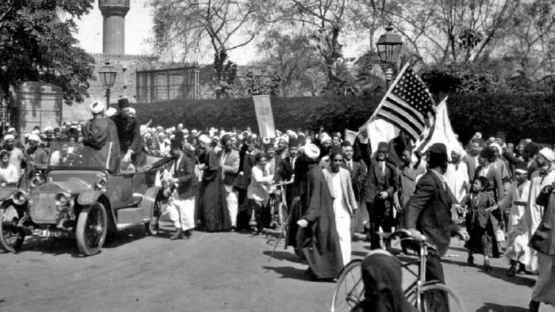 ثورة 1919 غيّرت وجه مصر. أرشيفية
