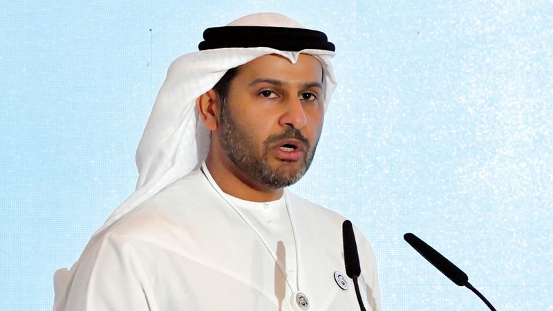 سيف الهاجري:  «الدائرة تعكف حالياً على تنفيذ 7 مبادرات استراتيجية من أصل 10 تم اعتمادها لتنمية إمارة أبوظبي».