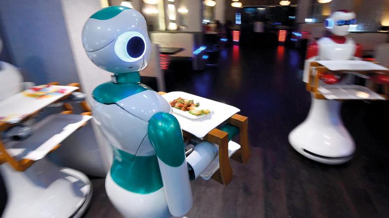 قرارات مشكوك في أمرها تتخذها آلة الذكاء الاصطناعي. عن المصدر