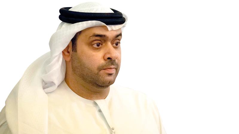 أحمد الرميثي: «تم منح المدرب المؤقت الحاي جمعة صلاحيات  كاملة، حتى ينتشل الفريق من كبوته».