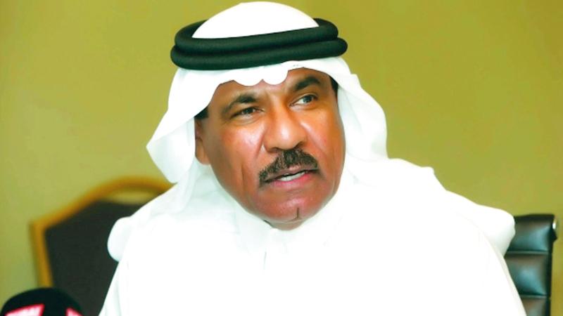 ناصر الرزوقي:  «الثقة المتراكمة لأبناء  الإمارات من الناحية  الإدارية ضمن أواسط  الاتحاد الدولي وراء  تحقيق هذه الإنجازات».