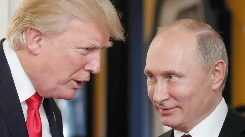 وصول أوروبا إلى الاستقلال الذاتي أمنياً ودفاعياً سيُهدّد مخطط أميركا للسيطرة على أوروبا وتطويق روسيا. أرشيفية