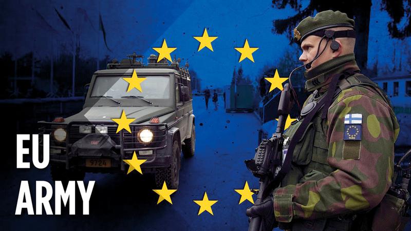 الجيش الأوروبي لن يكون بديلاً عن «الناتو».  أرشيفية