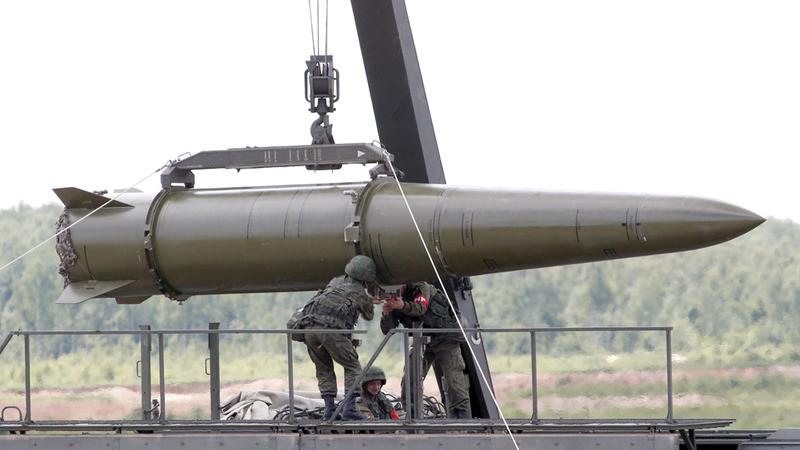 الهجمات النووية في أوروبا لن تكون انتقائية.  أرشيفية