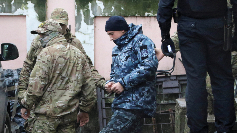 فرض حالة الطوارئ في أوكرانيا يمكن أن يزيد اضطراب الأوضاع. أرشيفية