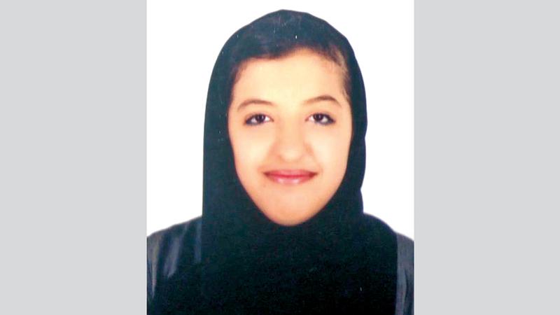 فاطمة غلوم.  الإمارات اليوم