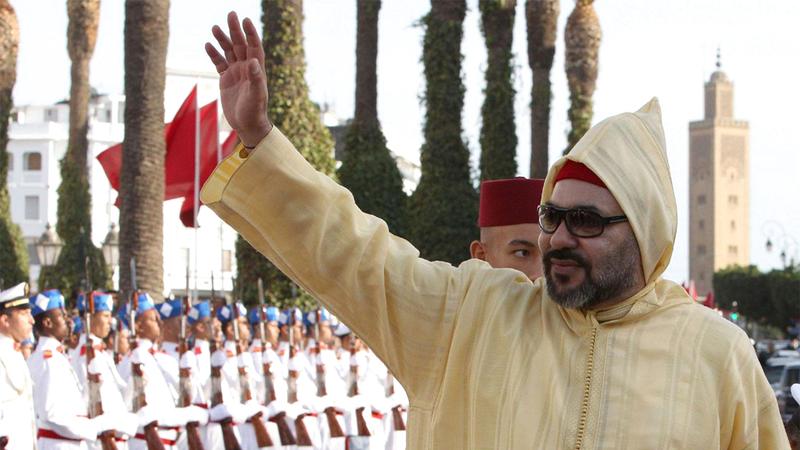 العاهل المغربي.. مبادرة لن تلقى استجابة. أرشيفية