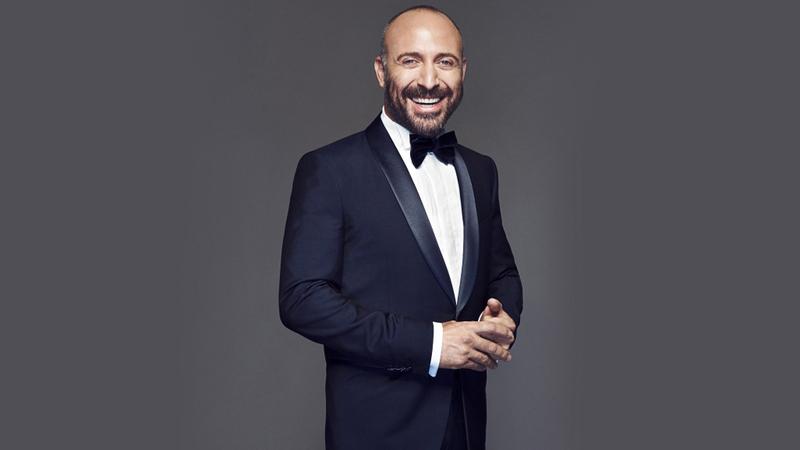 النجم التركي خالد أرجنش