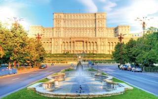 الصورة: بوخارست مدينة الأساطير الرومانية