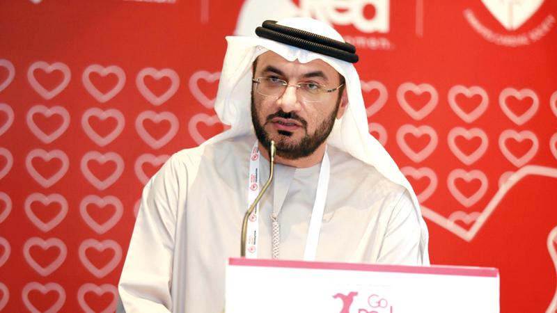 الدكتور عبدالله شهاب:  «يجب تكثيف حملات  التوعية للتصدي  لأمراض القلب  والشرايين».