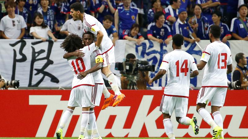 المنتخب يستعدّ بقوة لانطلاق كأس أمم آسيا 5 يناير المقبل. الإمارات اليوم