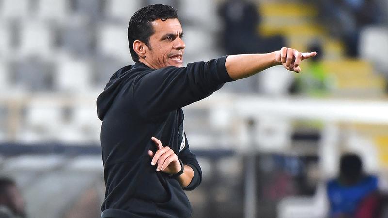 حسن العبدولي : مدرب الوصل
