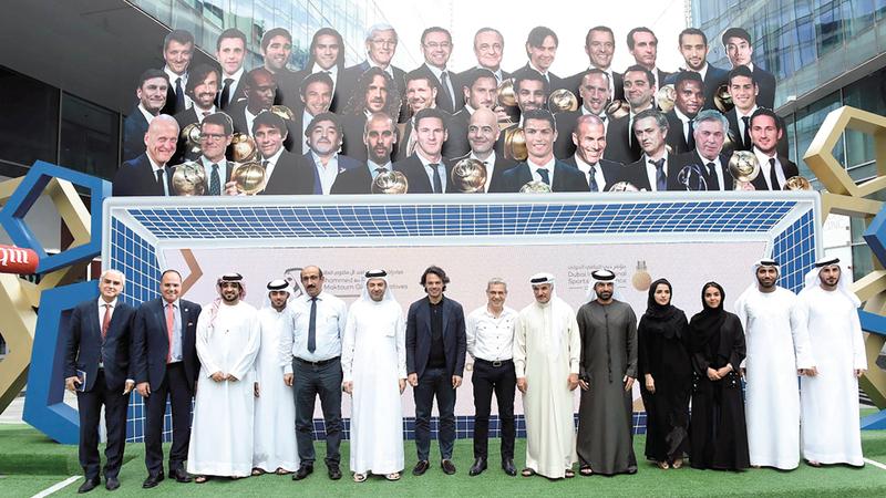 حارب: «مؤتمر الاحتراف» موجّه لكل المعنيين بكرة القدم. من المصدر