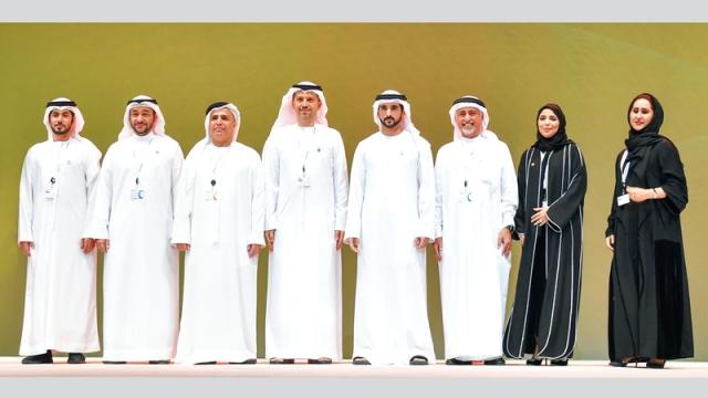 Dubai Crown Prince honors winners of Hamdan Bin Mohammed Award for