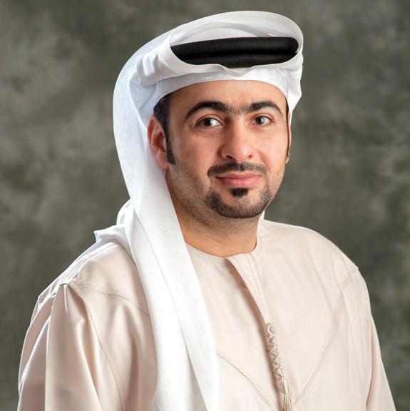 أحمد الخاجة: «(دبي للمهرجانات) طرحت حوافز، لزيادة مشاركة الشركات الصغيرة والمتوسطة في المهرجان».