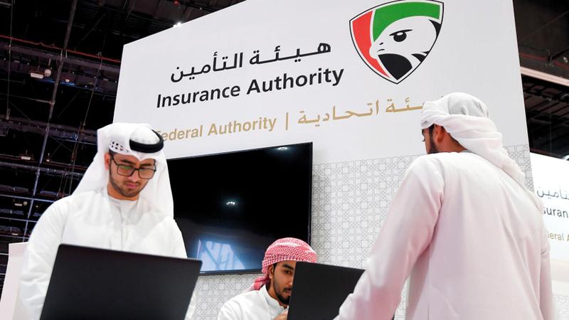 الحبسي أكد أن هيئة التأمين تحرص على توفير الخدمات التأمينية للمتعاملين بشكل سريع وسهل من خلال الشركات العاملة في القطاع.  أرشيفية