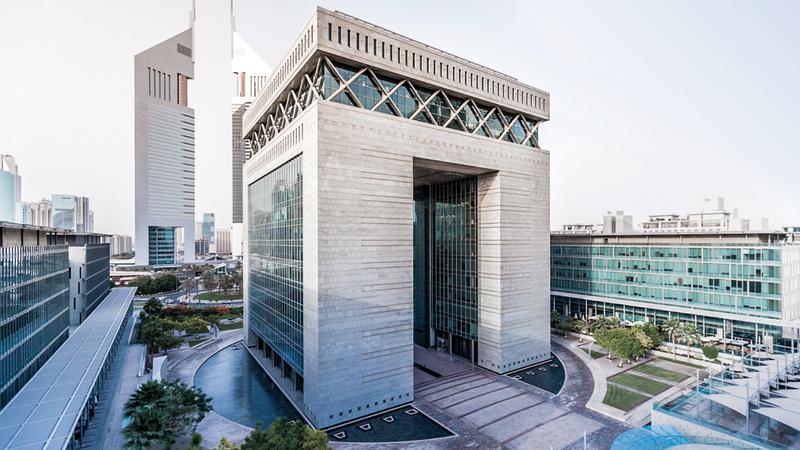 «فينتك هايف» يعتبر أول وأكبر مسرّع تكنولوجي مالي في الشرق الأوسط وإفريقيا وجنوب آسيا ضمن مركز دبي المالي العالمي. أرشيفية