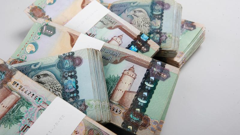 «المركزي» رفع أرصدته المصرفية والودائع لدى البنوك في الخارج. تصوير: أشوك فيرما