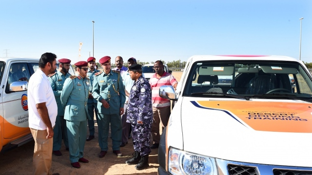 Sharjah Police to issue driving license in desert areas for tourism