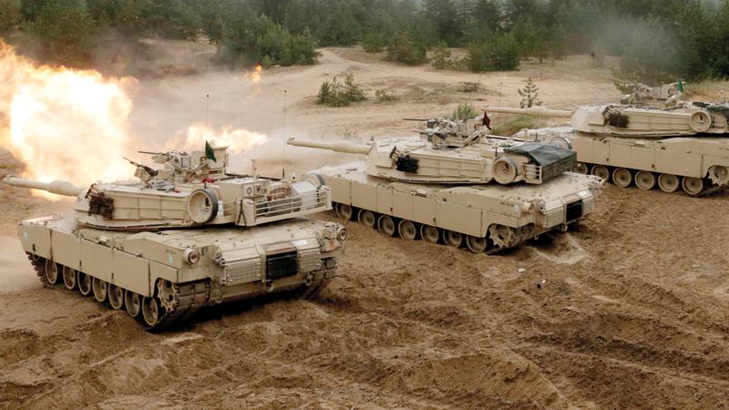 دول الحلف الأطلسي تشكل قاطرة لارتفاع الميزانيات الدفاعية. أرشيفية