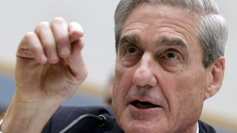 ربما تؤدي تقارير المحقق مولر إلى مقاضاة الرئيس ترامب. رويترز