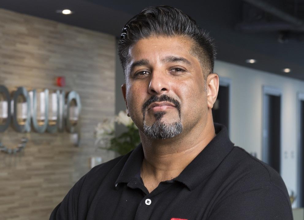 الرئيس التنفيذي لشركة «باويك» للتسوق الإلكتروني، راجيف لي