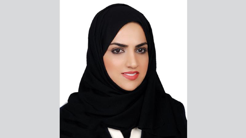 بدرية آل علي:  «(لغتي) تنتهز أجواء  المهرجان، لتوسيع  نطاق التعريف بالمبادرة،  وأهدافها في غرس  حب تعلم العربية».