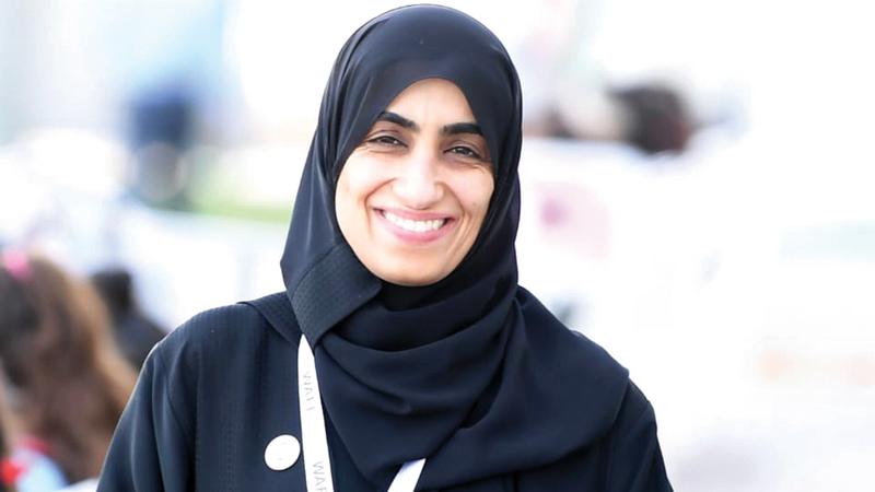 ريمة الحوسني: «نقوم بتأهيل أطباء  من الكوادر الوطنية،  لكسب المعرفة  والخبرات في كأس آسيا».