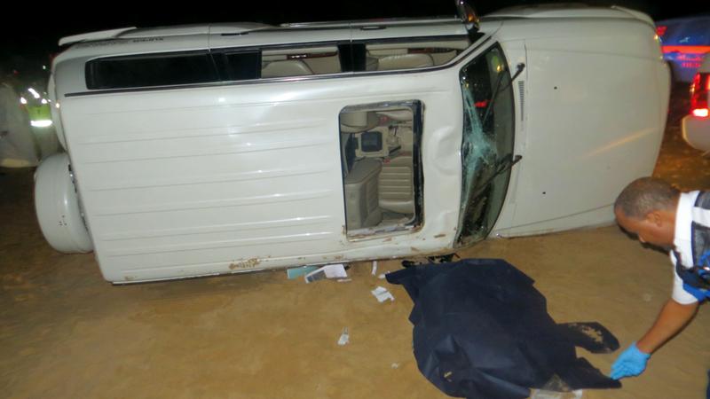 الاستعراض بالمركبات المزودة يسفر عن حوادث قاتلة.  الإمارات اليوم