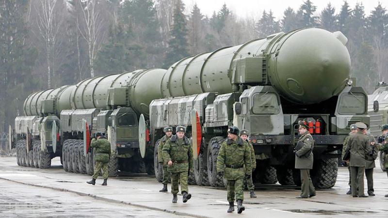 صاروخ عابر للقارات «يحمل البضائع إلى أي مكان في العالم». عن المصدر