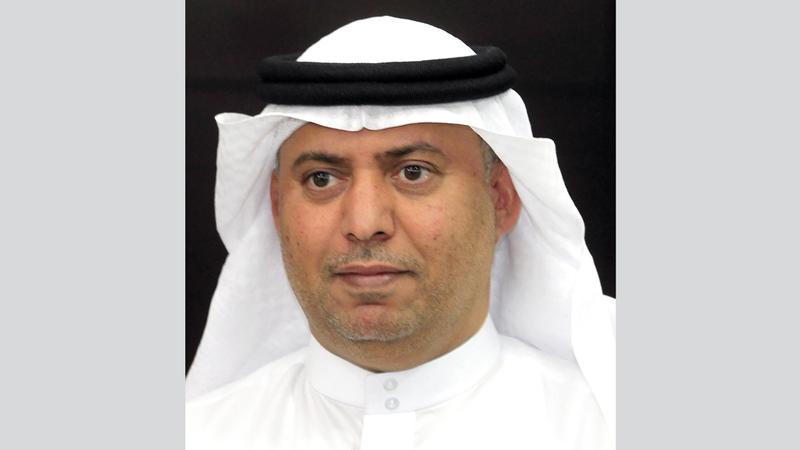عبيد سيف الزعابي: «استقطاب صناديق للاستثمار في أسهم منتقاة للشركات ذات الأداء العالي».