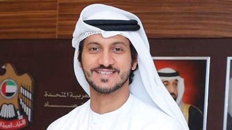 جمعة محمد الكيت: «نائب رئيس الدولة يتبنّى تشريعات لنماذج جديدة من العمل والابتكار».