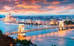الصورة: بودابست عروس الدانوب