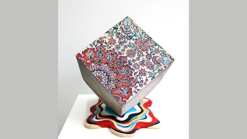 تجربة فريدة من نوعها يمنحها مهرجان «الفنون الإسلامية» لعشاق الفن الإسلامي من الفنانين الأوروبيين من المصدر