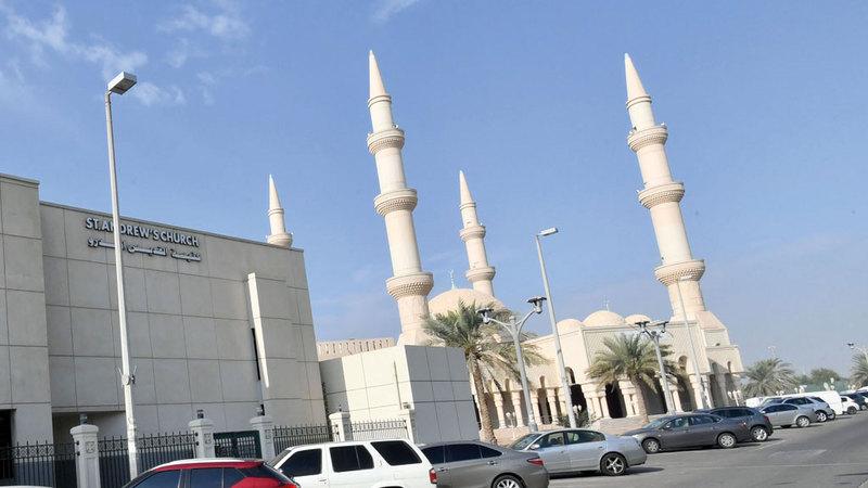 الإمارات احتلت المركز الأول إقليمياً في مؤشر التسامح الذي يصدر في سويسرا. تصوير: نجيب محمد