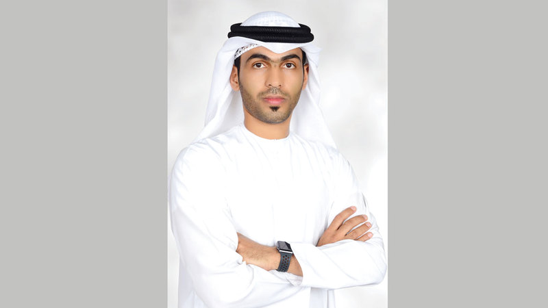 عبدالله خليفة المسافري. الإمارات اليوم