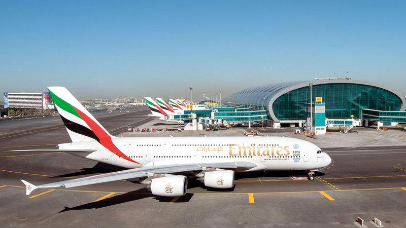 الطيران المدني: أوروبا إحدى أبرز الأسواق المهمة للطيران لدولة الإمارات. أرشيفية